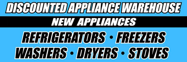 Discounted Appliance Warehouse, Logo